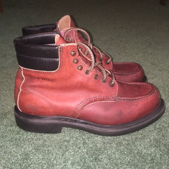 7f96f8a8657 Red Wing 204 Work Boots